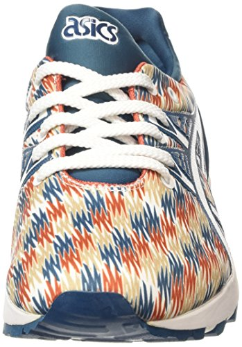 Adulte White Mixte Evo 4501 Kayano Asics Baskets Blue Trainer Basses Legion Bleu Gel 0xTHfU