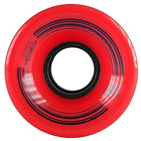 Monopatín ruedas Penny tarjeta fishb oard Tiempo Libre Deportes Caucho 60 x 45 mm (Rojo): Amazon.es: Deportes y aire libre