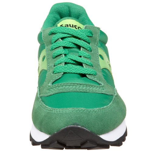 Original Saucony Green de Chaussures Cross Femme Jazz 5WrWnp