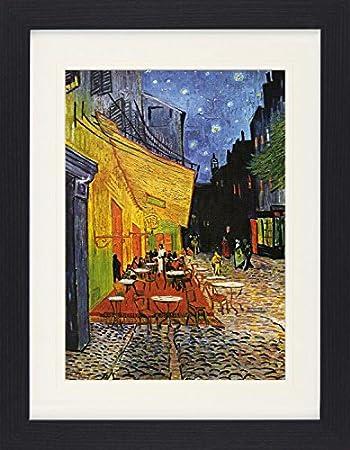 1art1 113162 Vincent Van Gogh Terrasse Des Cafes An Der Place Du