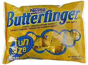 Butterfinger Fun Size Bag, 11.5 Ounce