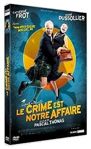 Le Crime est notre affaire [Francia] [DVD]