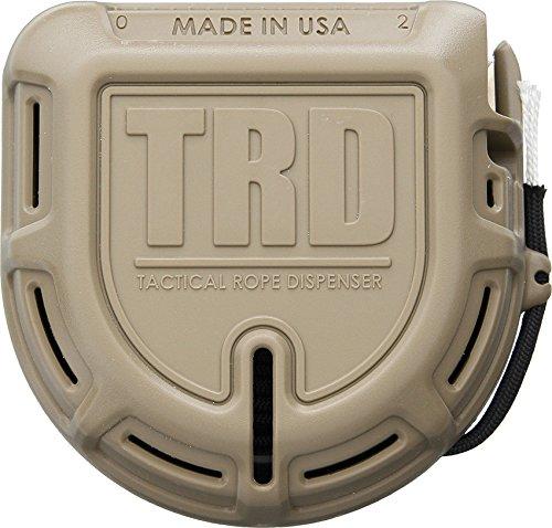 attwood ARMTRDFDE-BRK Tactical Rope Dispenser FDE