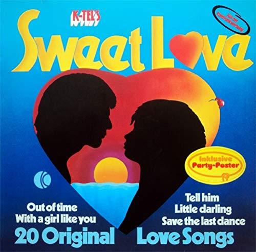 Sweet Love -20 Original Love Songs (12
