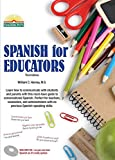img - for Spanish for Educators: with MP3 CD (Barron's Foreign Language Guides) book / textbook / text book
