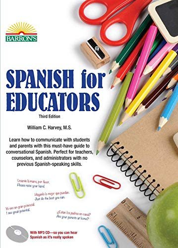 Spanish for Educators: with MP3 ...