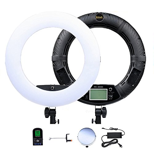 Yidoblo 18 inch LED Ring Light FE-480II Dimmable Super