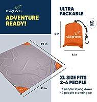 Amazon.com: Going Places - Manta de playa compacta y ...