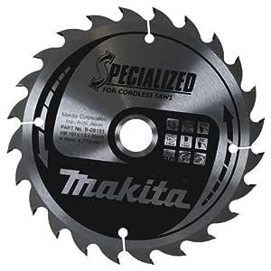 Makita b-09151 Makita b-09151 160 mm x 20 mm x 24T especializado ...