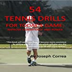 54 Tennis Drills for Today's Game: Improve Consistency and Power | Joseph Correa