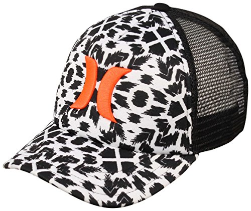 Hurley One and Only Women's Trucker Hat - Bright Crimson