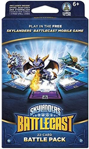 Skylanders Battlecast Battle Pack A by ATVi: Amazon.es: Videojuegos