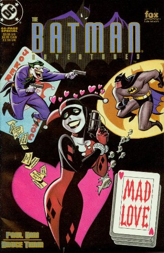 Batman Adventures Mad Love 1st Printing