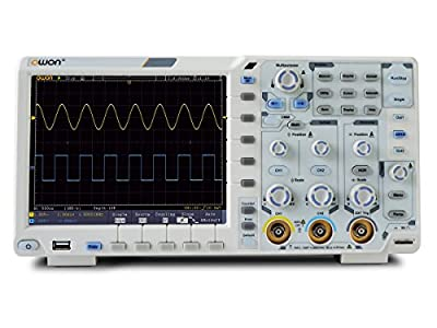 Monoprice N-In-1 On-Site Measurement Station Digital Oscilloscope Ultra-thin design