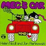 Meg's Car (Meg and Mog) by Helen Nicoll (1978-10-26)