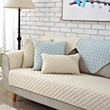 LE Sofa Covers/Slipcover/quilted/Anti- slip/Combination sofa cover/for sectional couch-Home Decoration