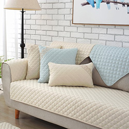 LE Sofa Covers/Slipcover/quilted/Anti- slip/Combination sofa cover/for sectional couch-Home Decoration by LE Sofa Covers