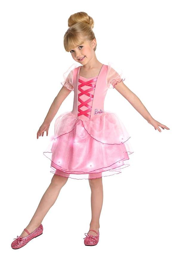 Amazon.com: Barbie Bailarina Niño Disfraz SM Kids Girls ...