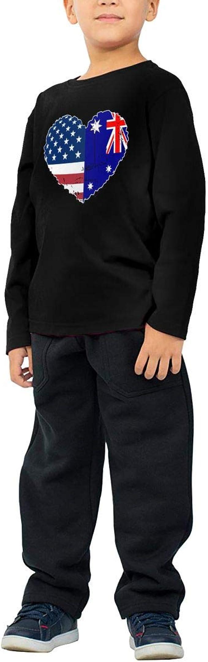 CERTONGCXTS Childrens Curling Sport Soft Short Sleeve T-Shirt Size 2-6