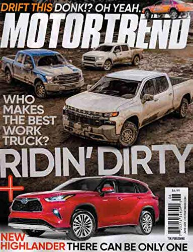 Motor Trend Magazine June 2019
