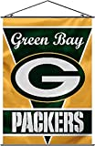 Fremont Die Green Bay Packers 28x40 Satin Polyester Wall Banner