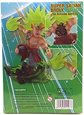 Figuarts-Anime Models Craftsman Tattoo Broly Tattoo Devil Modelo ...