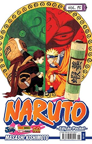 Naruto Pocket - Volume 15