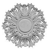 Cheap Hickory Manor House HM6012UF Pierced Acanthus Ceiling Medallion