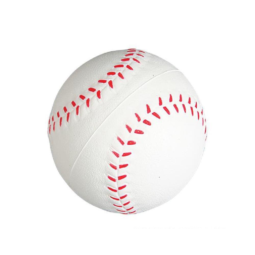 2.5'' Baseball Stress Ball by Bargain World