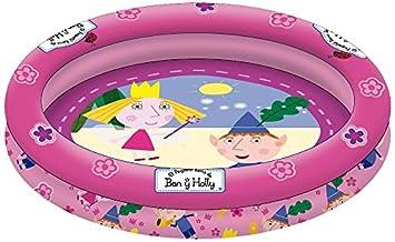 Ben y Holly - Piscina Hinchable, 90 cm (Saica Toys 9567): Amazon ...