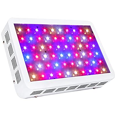 SYGAVLED 300W LED Grow Light - High Yield - Full Spectrum Indoor Hydroponic Plants Veg Bloom