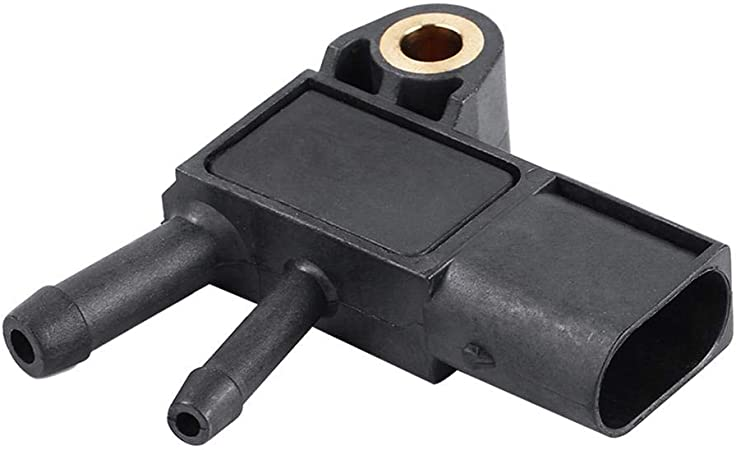 Aramox Black Car Exhaust Gas Recirculation Pressure Sensor for C E G M Class A0061539528