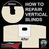 Extreme Vertical Blind Repair Tabs For Sliding
