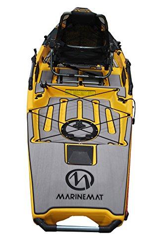 Complete Elite Series Kayak Pad by MARINEMAT. Kit Fitting: Hobie Pro Angler 14 by Marine Mat (Image #3)
