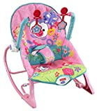 Fisher-price Rainforest Infant Toddler Rocker (pink)