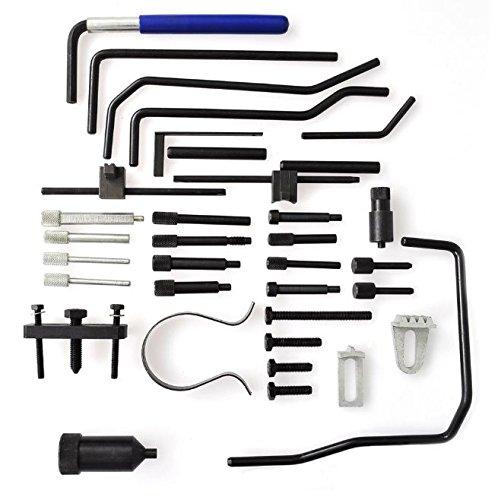SKB familia juego de herramientas para puesta a punto de motor para Citroen y Peugeot nueva mecánica de Artesano caja: Amazon.es: Bricolaje y herramientas