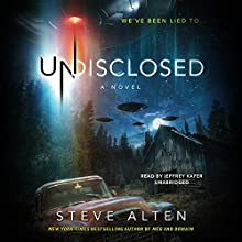 Undisclosed Audiobook by Steve Alten Narrated by Jeffrey Kafer