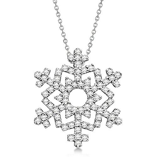Ladies Diamond Snowflake Penda