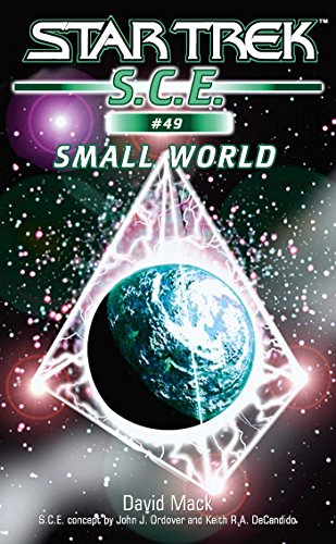 Star Trek: Small World (Star Trek: Starfleet Corps of Engineers Book 49) (Generation Star Next Trek 49 The)