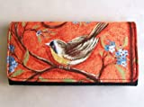Bird in Armony Cotton Wallet, Bags Central