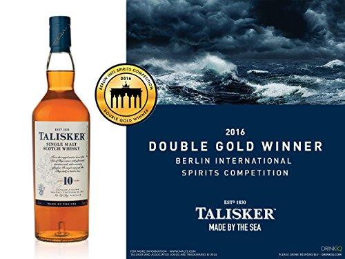 Whisky Escocés Talisker