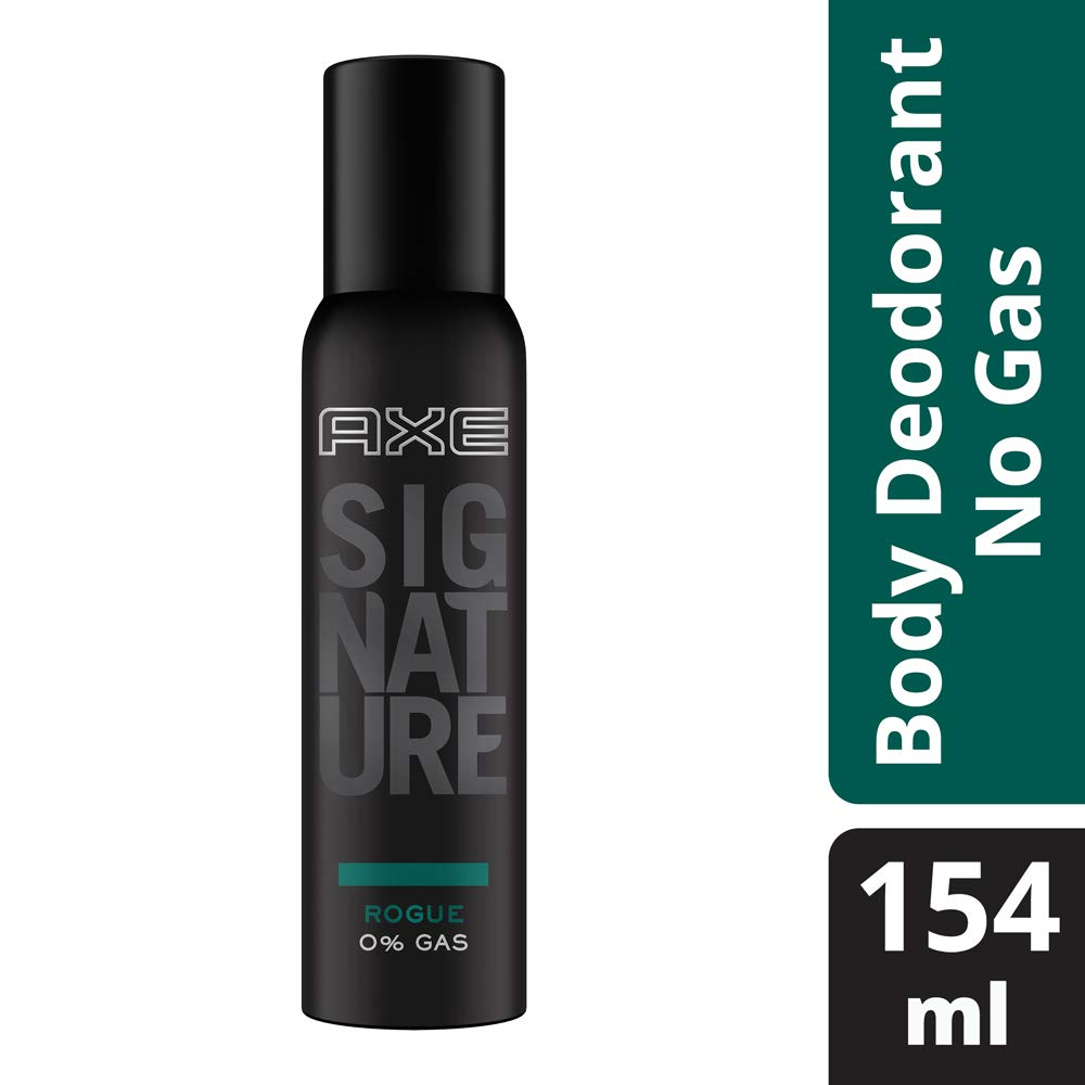 AXE Signature Body Perfume, Rogue, 154ml