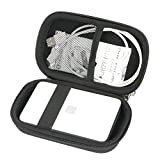 Khanka Hard Case for Lifeprint 2x3 Portable Photo AND Video Printer/HP Sprocket Portable Photo Printer