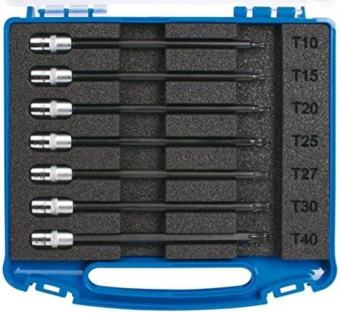 05450L SW-Stahl T-Profil Kugelkopfeins/ätze 7-teilig