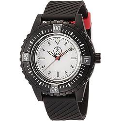 Q & Q SmileSolar watch 20BAR series White ~ Black RP06-005 Men