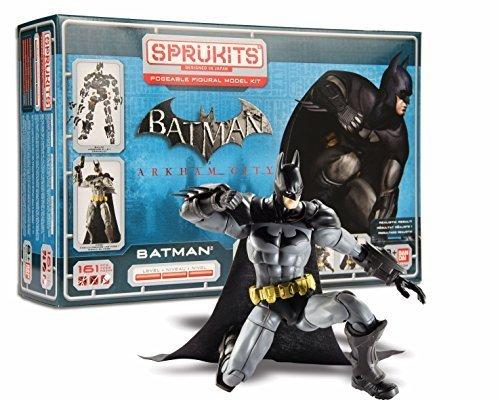 Sprukits Level 3 Batman Arkham City Figure Model Kit by Sprukits