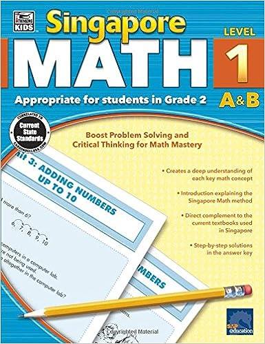 Singapore math grade 2 thinking kids 9781483813189 amazon singapore math grade 2 thinking kids 9781483813189 amazon books fandeluxe Choice Image