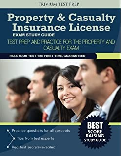 Property casualty exam flashcard study system p c test practice property casualty insurance license exam study guide test prep and practice for the property fandeluxe Gallery