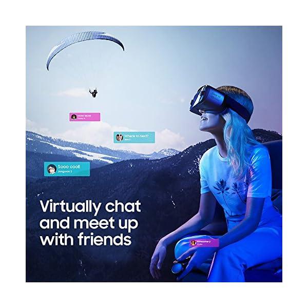Samsung Gear VR w/Controller (2017) SM-R325NZVAXAR (US Version w/Warranty) 4