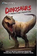 Dinosaurs and Prehistoric Predators Kindle Edition